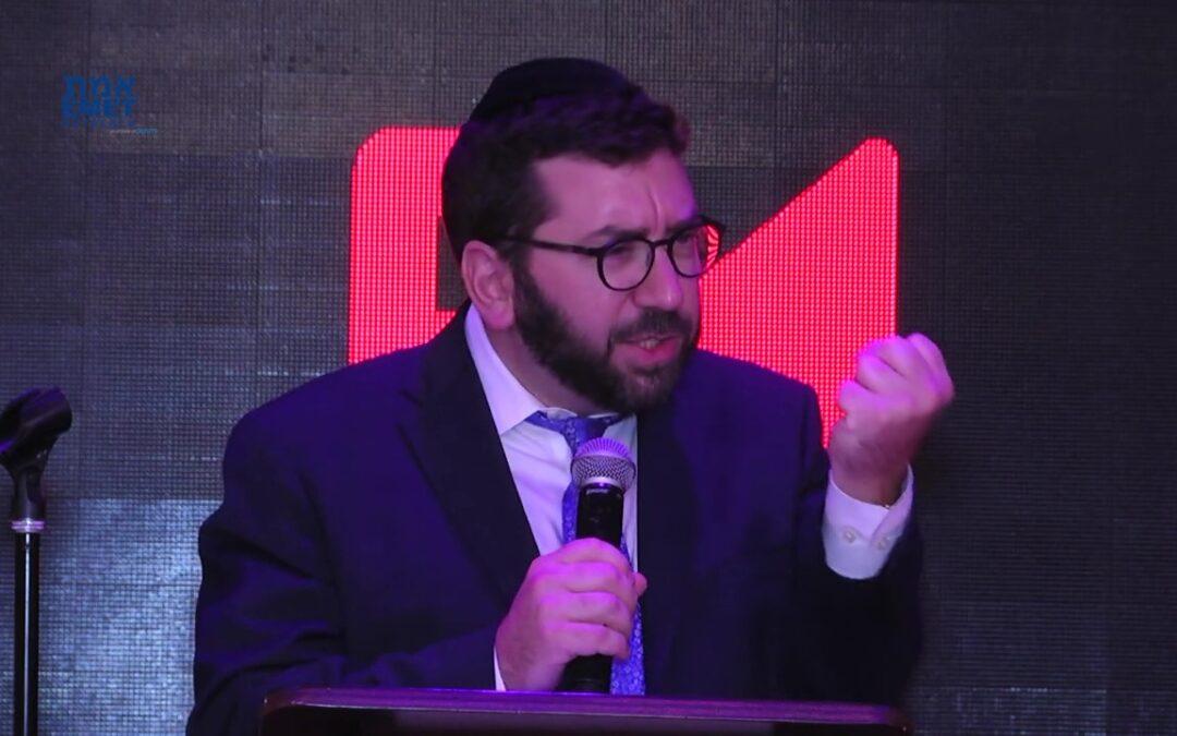 EMET; Rabbi Akiva Rutenberg