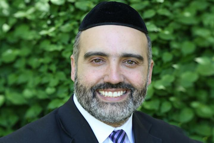 Rabbi Duvi Bensoussan