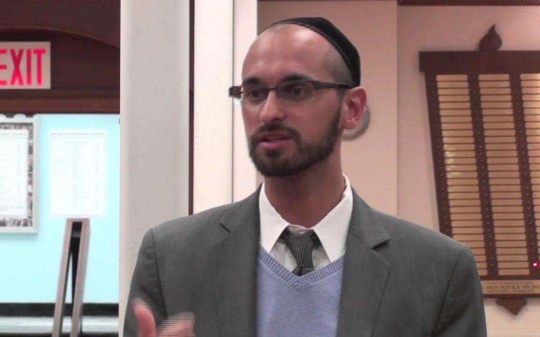 Rabbi Michael Gutmacher