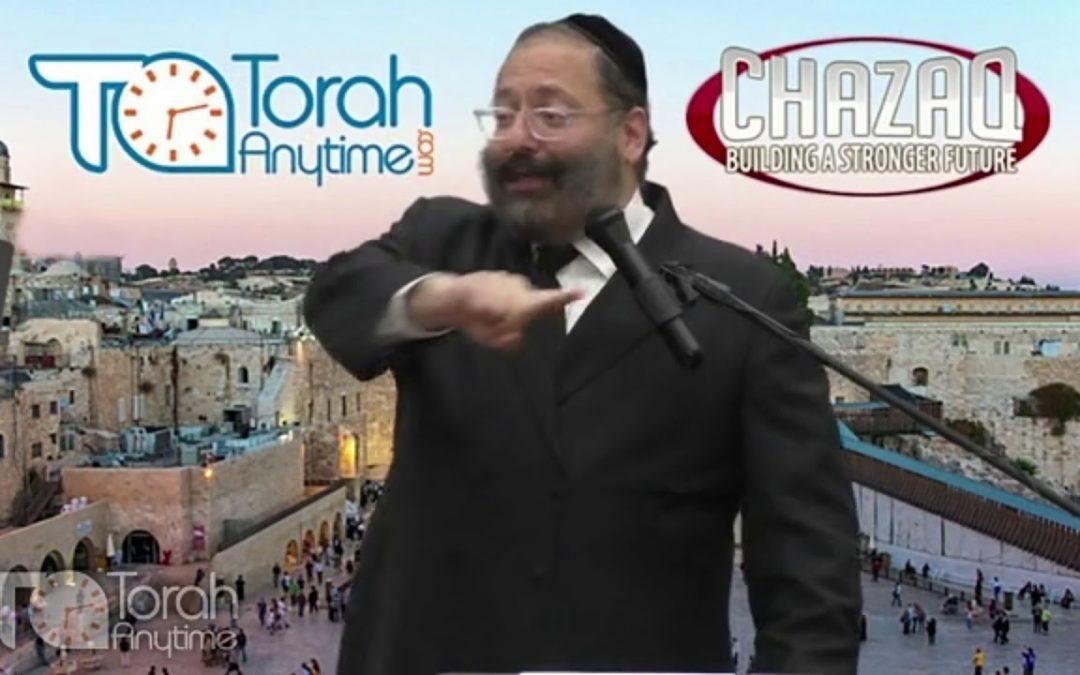 Rabbi YY Jacobson – Turning Yom Kippur Into A Life Changing Experience