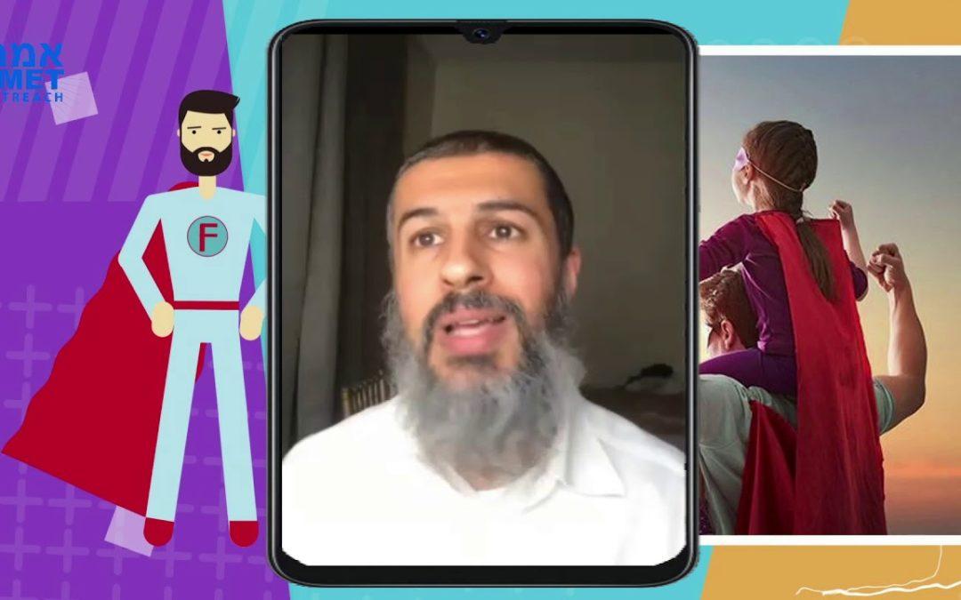 Rabbi Binyamin Yuhanan – Parenting Foundations: Control vs. Education (Zoom)