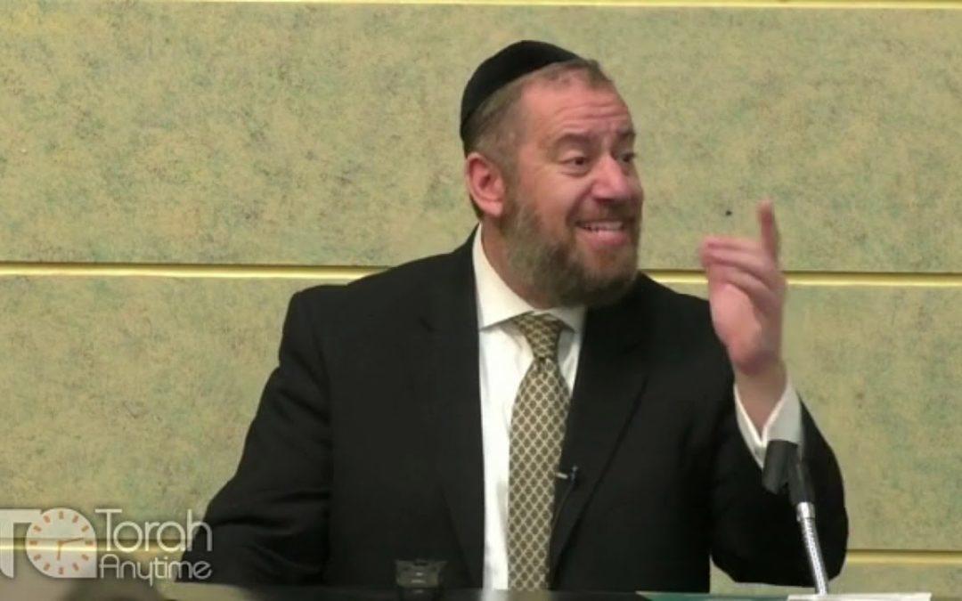 Rabbi Ephraim Eliyahu Shapiro – The Unity Purim Creates