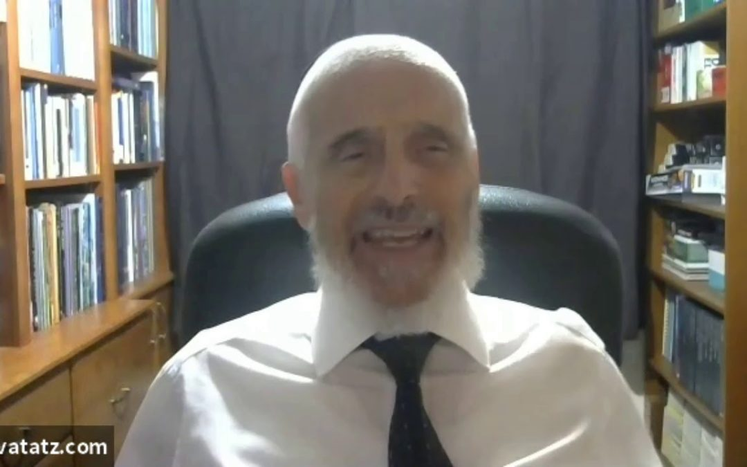 Rabbi Dr. Akiva Tatz – Q&A Part 5 (Zoom)