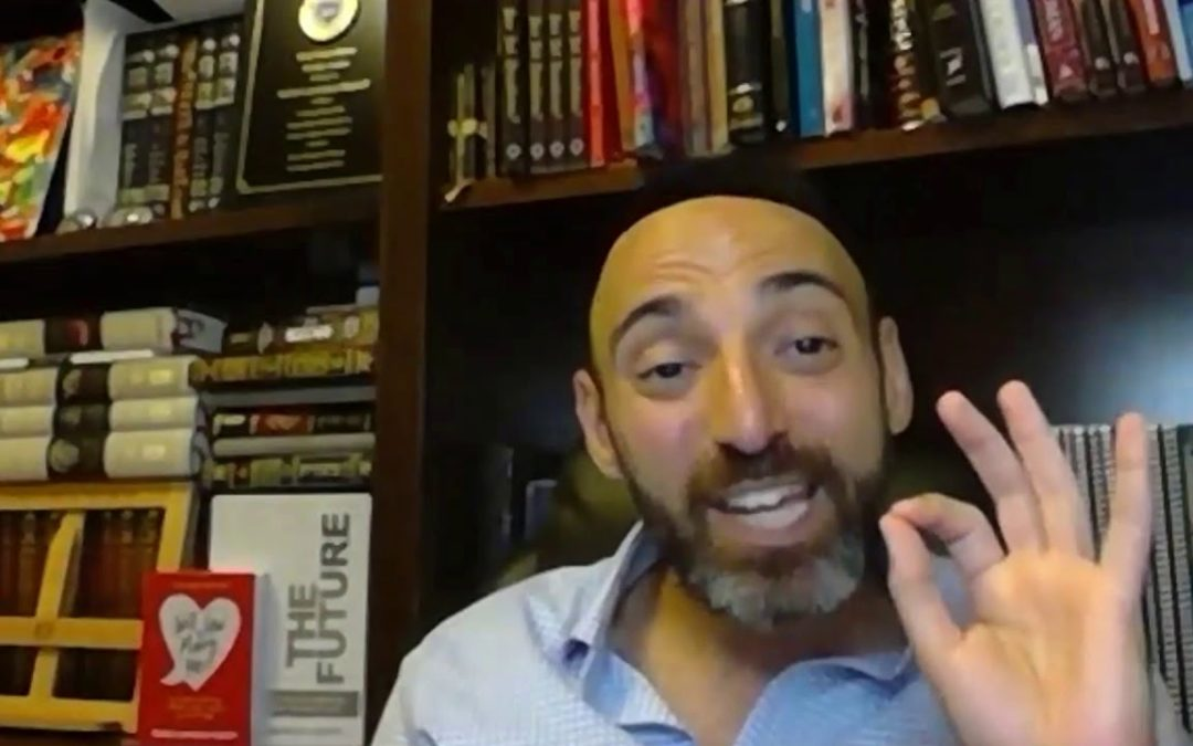 Lawrence Hajioff – Habits of Successful Daters (Zoom)