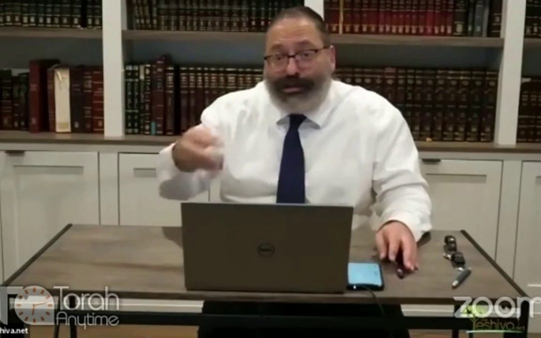 Rabbi YY Jacobson – Discover Your Personal Relationship (Zoom)