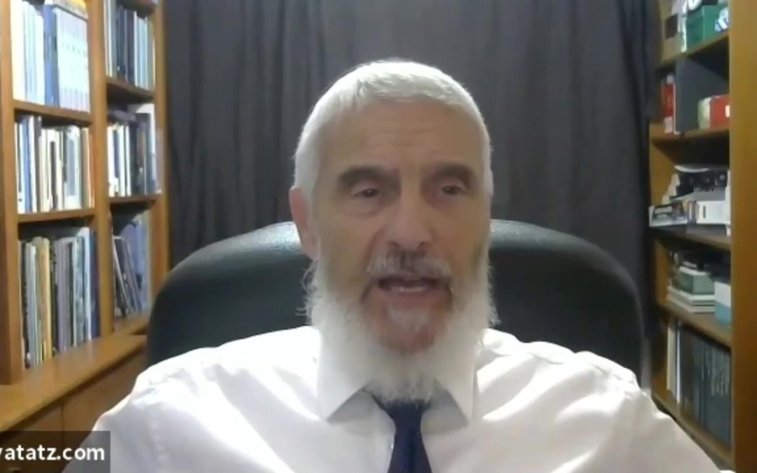 Rabbi Dr. Akiva Tatz – Q&A Part 4 (Zoom)
