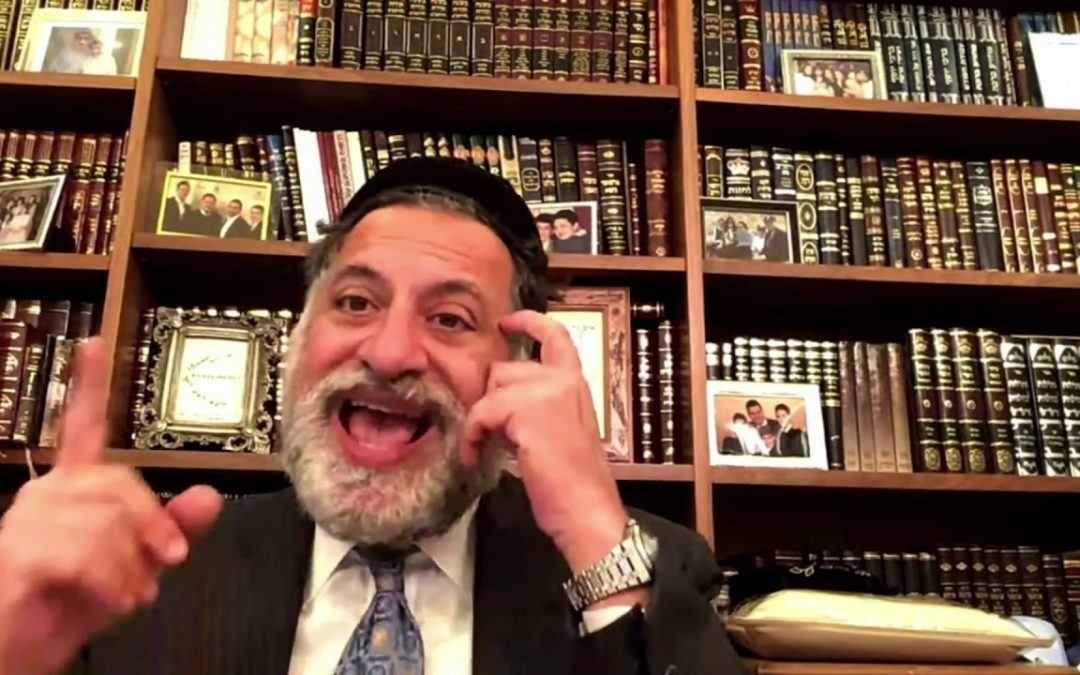 Rabbi Eli Mansour – Preparation for Shavuot