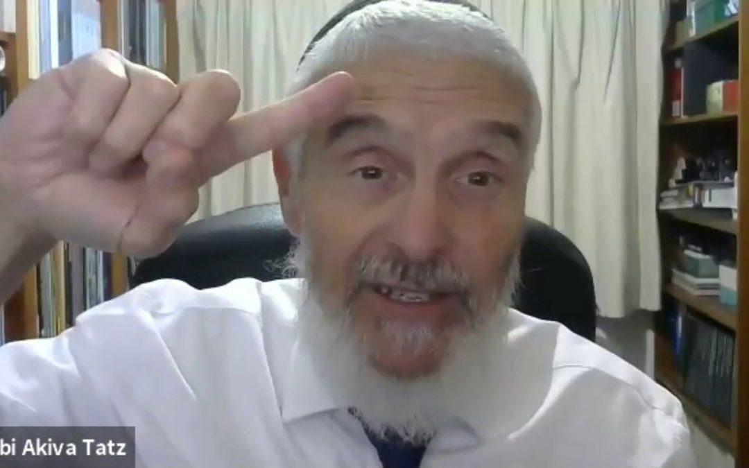 Rabbi Dr. Akiva Tatz – Q&A Part 3 (Zoom)