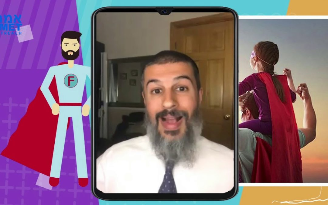 Rabbi Binyamin Yuhanan – Parenting 101 – Goals & Methods (Zoom)