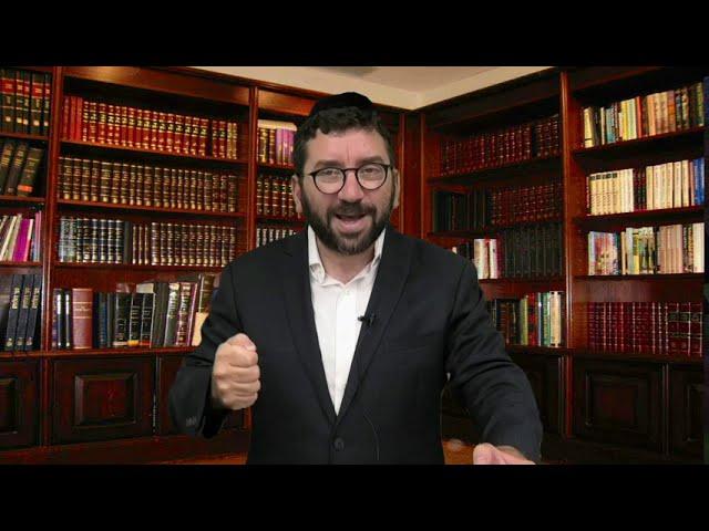 Rabbi Akiva Rutenberg – Tisha B'Av – Disconnect to Reconnect