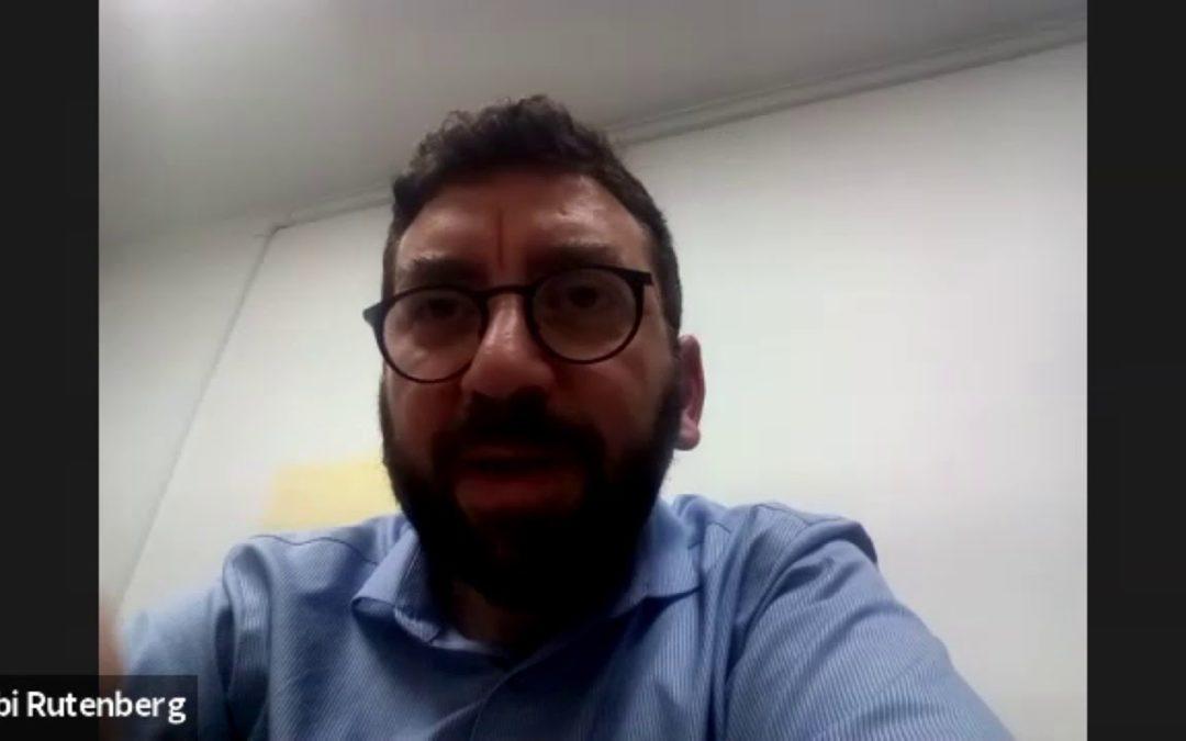 Rabbi Akiva Rutenberg – Growth Through Challenges (Zoom)