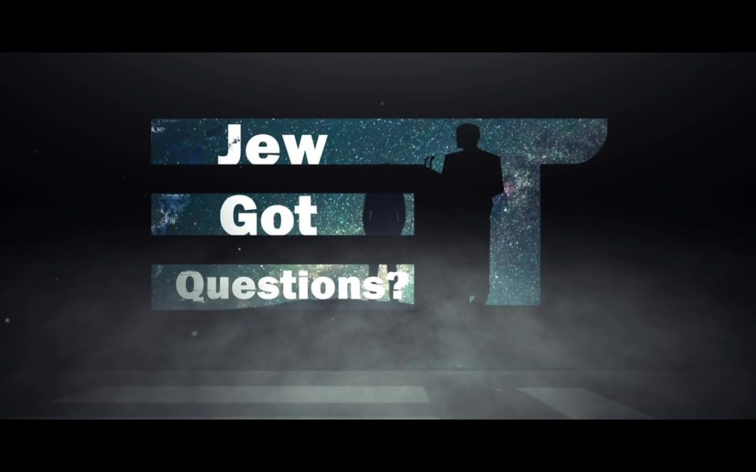 Jew Got Questions? – Age of the Universe   Dinosaurs   Evolution   Free Will   & more! – Part 1