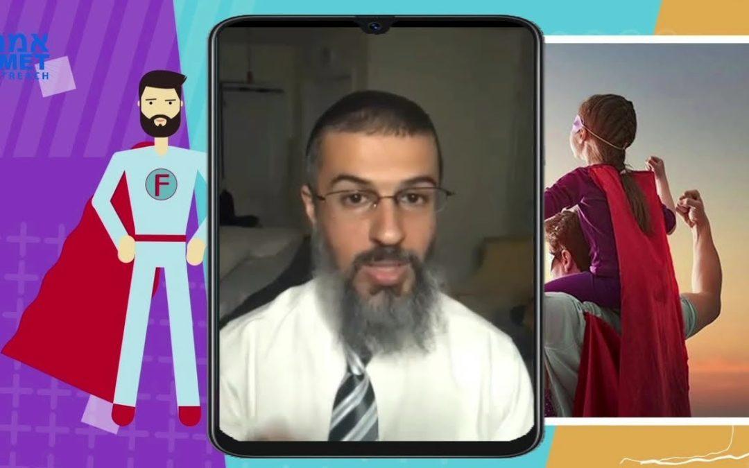 Rabbi Binyamin Yuhanan – Creating Authority and Discipline (Zoom)