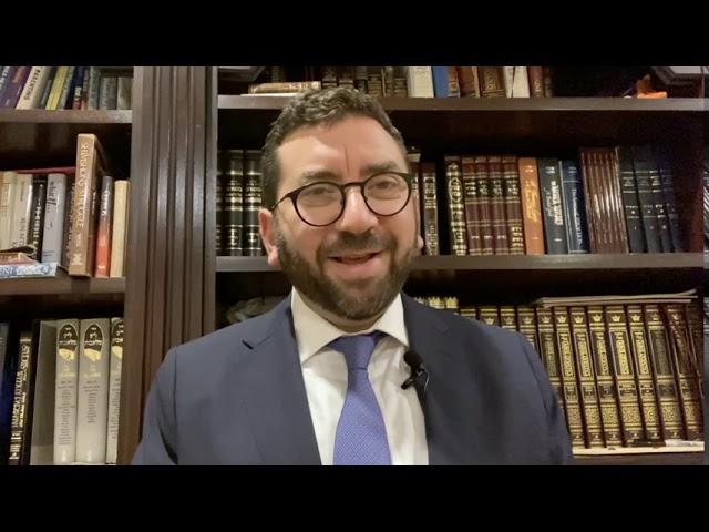 Rabbi Akiva Rutenberg – Is lasting Change Really Possible?!