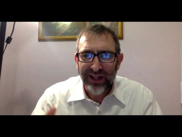 Rabbi Mordechai Kraft – Pinchas