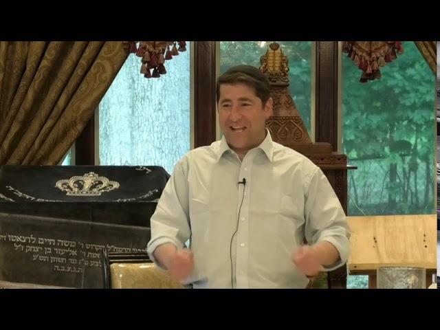 Rabbi Benzion Klatzko – Shabbat.com