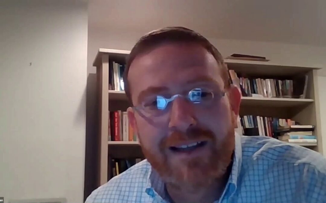 Dr. Akiva Perlman – Choosing Connections Over Addictions (Zoom)