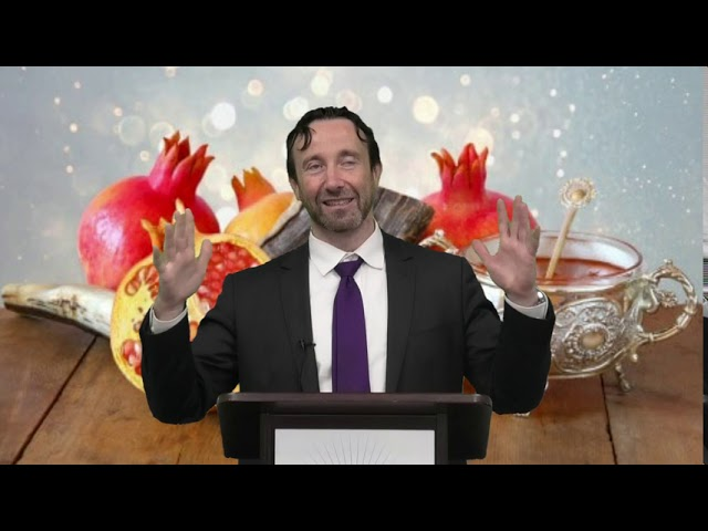 Rabbi Reuven Kigel – A Rosh Hashanah Message