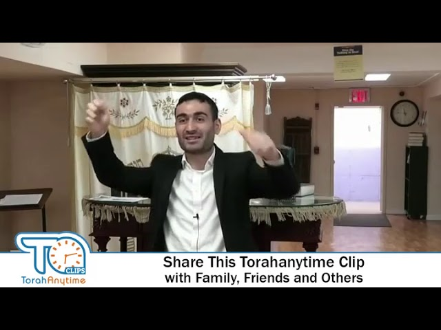 To Look or Not to Look? – R. Eliyahu Maksumov – TorahAnytime.com