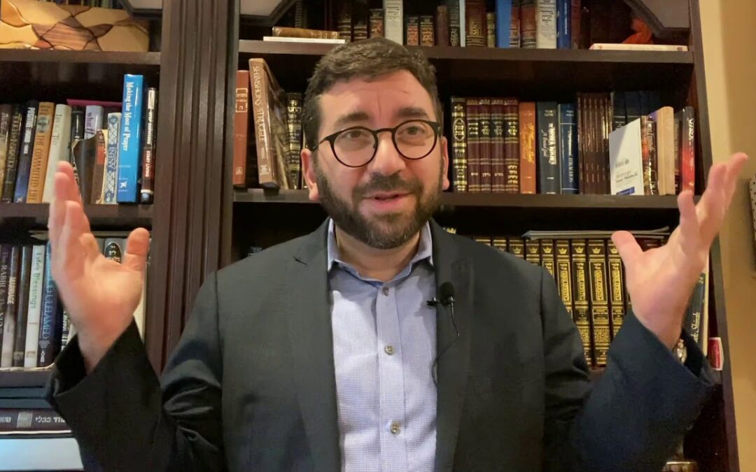 Rabbi Akiva Rutenberg – Bereshit – The Essence of Mankind