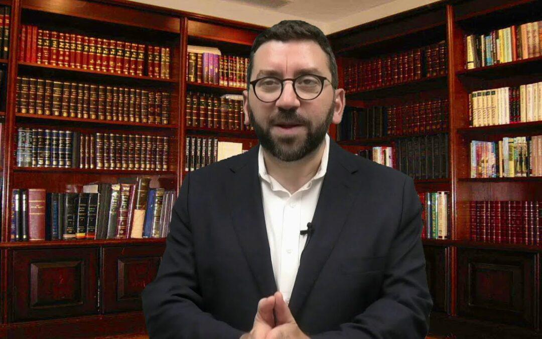 Rabbi Akiva Rutenberg – Parshat Lech Lecha – The Journey