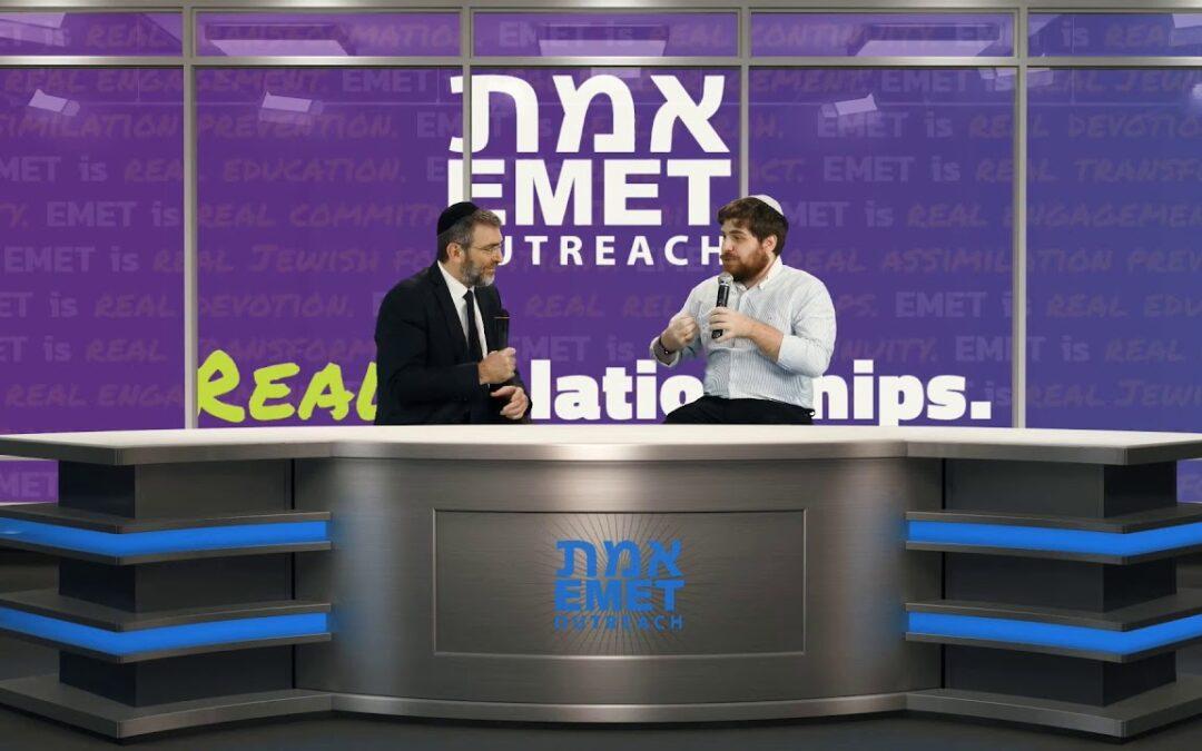 3. Emet Poland Experience with Rabbi Kraft