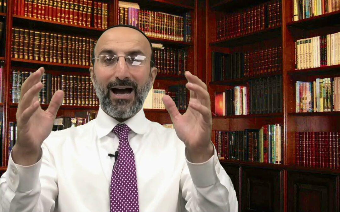 Rabbi Nissim Musheyev – Parashat Toldot – Yaakov & Eisav – The Great Balancing Act