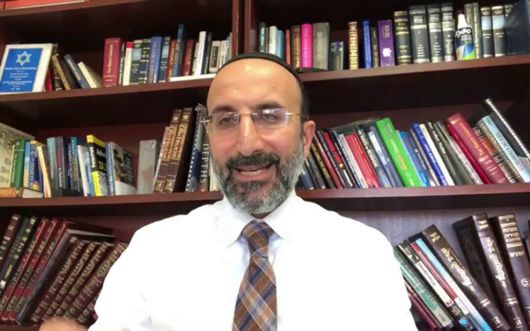 Rabbi Nissim Musheyev – Climbing Out of Our Box