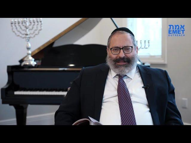 Rabbi YY Jakobson – Chanukah – From Darkness to Light