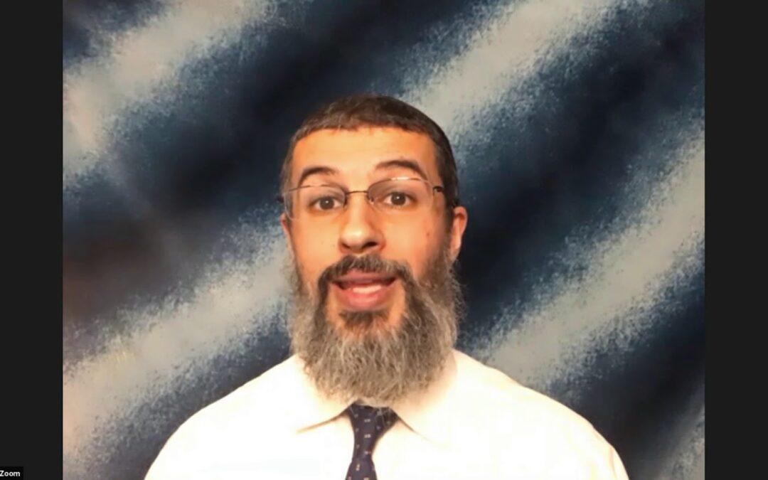 Rabbi Binyamin Yuhanan – The Purpose of Life