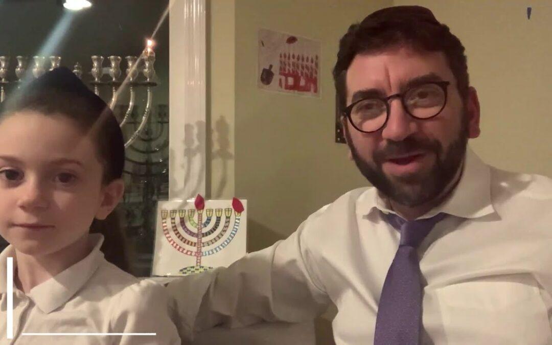 Rabbi Akiva Rutenberg – A Chanukah Message