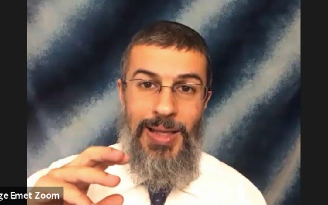 Rabbi Binyamin Yuhanan – Parashat Chayei Sarah