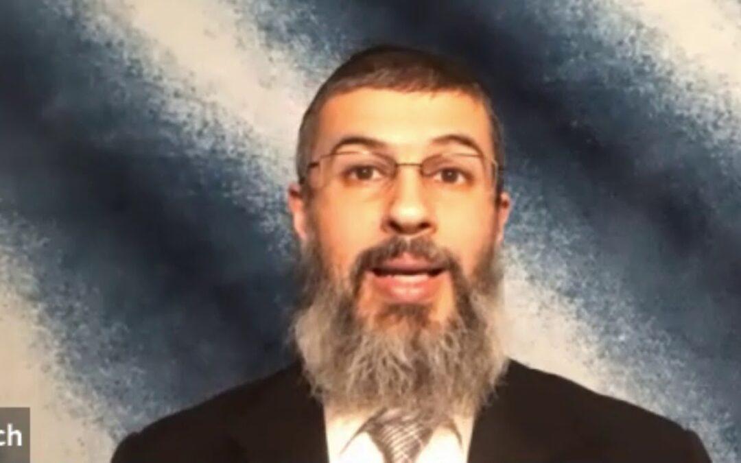 Rabbi Binyamin Yuhanan – Parashat Vayeshev