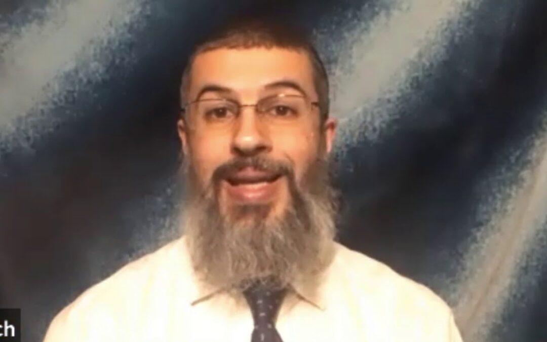 Rabbi Binyamin Yuhanan – Vayigash