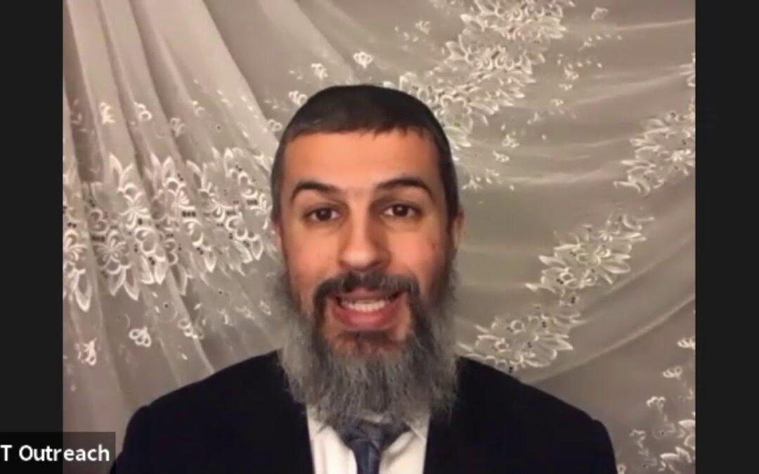 Rabbi Binyamin Yuhanan – Parashat Vayishlach