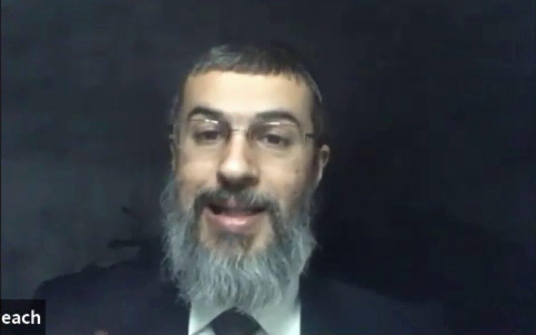Rabbi Binyamin Yuhanan – Parashat Terumah