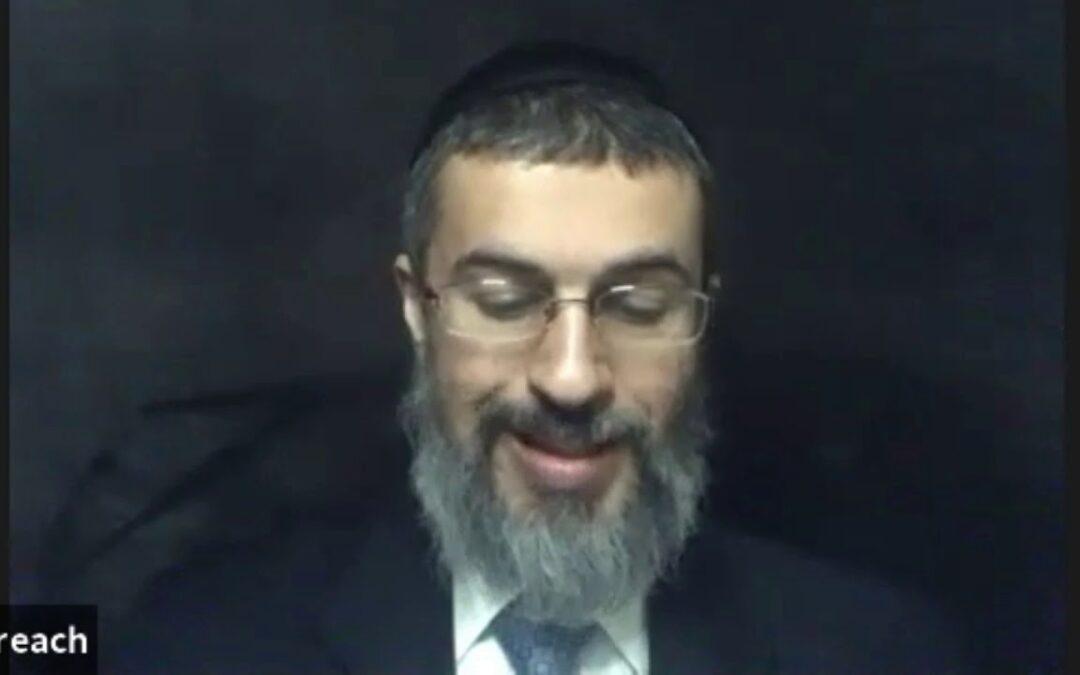 Rabbi Binyamin Yuhanan – Parashat Mishpatim