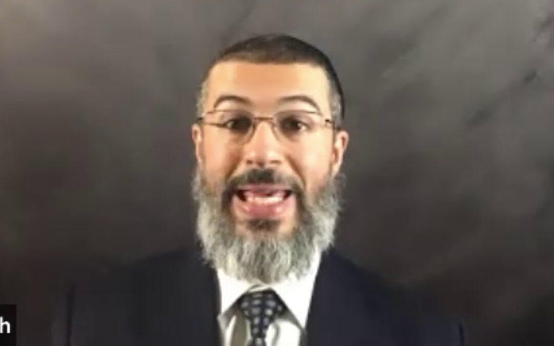 Rabbi Binyamin Yuhanan  – Parashat Bo