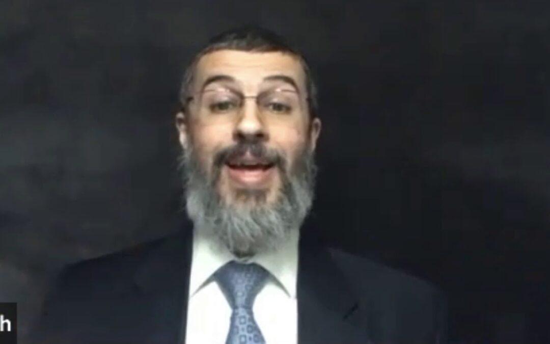 Rabbi Binyamin Yuhanan – The Jewish View of Vegetarianism