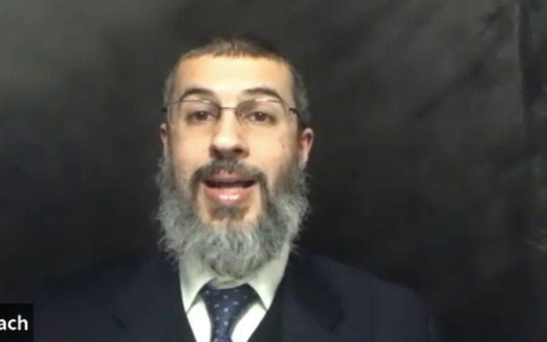 Rabbi Eliyahu Maksumov – Parashat Beshalach